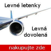 Levné letenky