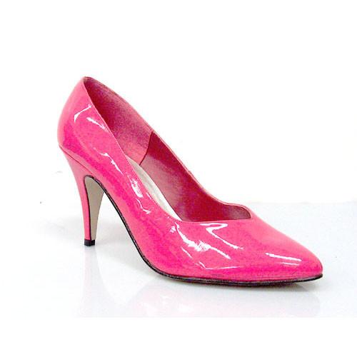 Dream-420w tmavě růžové lodičky Pleaser na podpatku