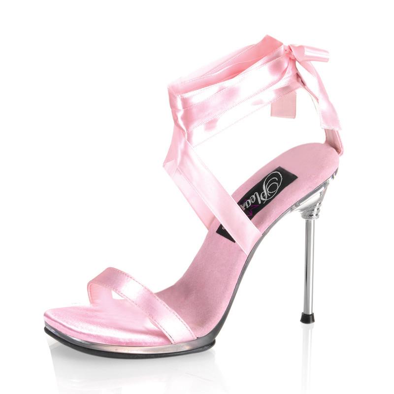 Chic-14 sandálky Pleaser na vysokém podpatku