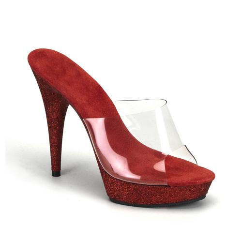 Ginger-23 boty na nízké platformě a podpatku