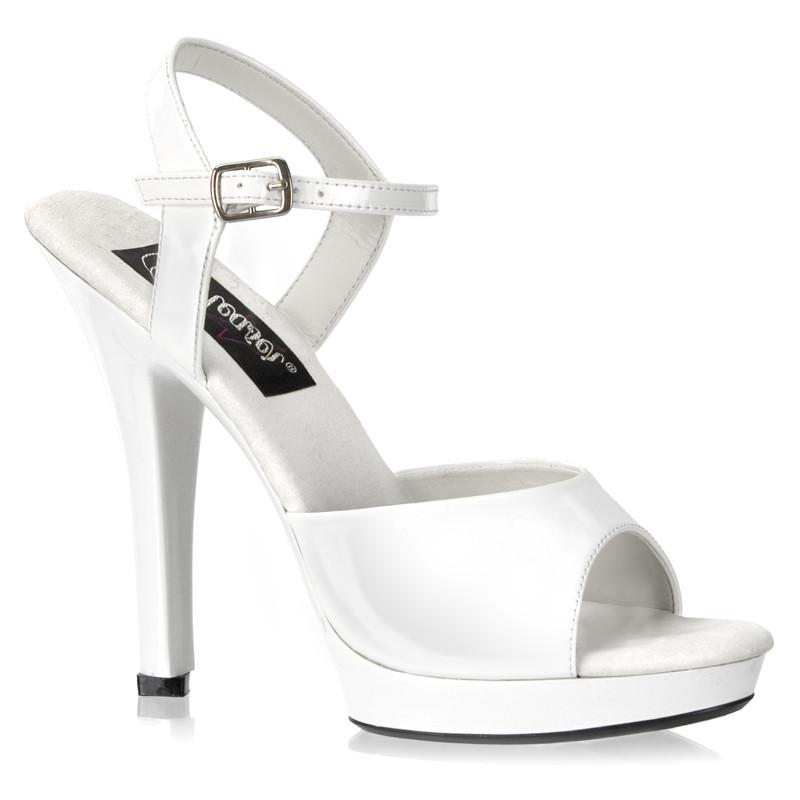 Lip-109 dámská obuv Pleaser na nízké platformě a podpatku
