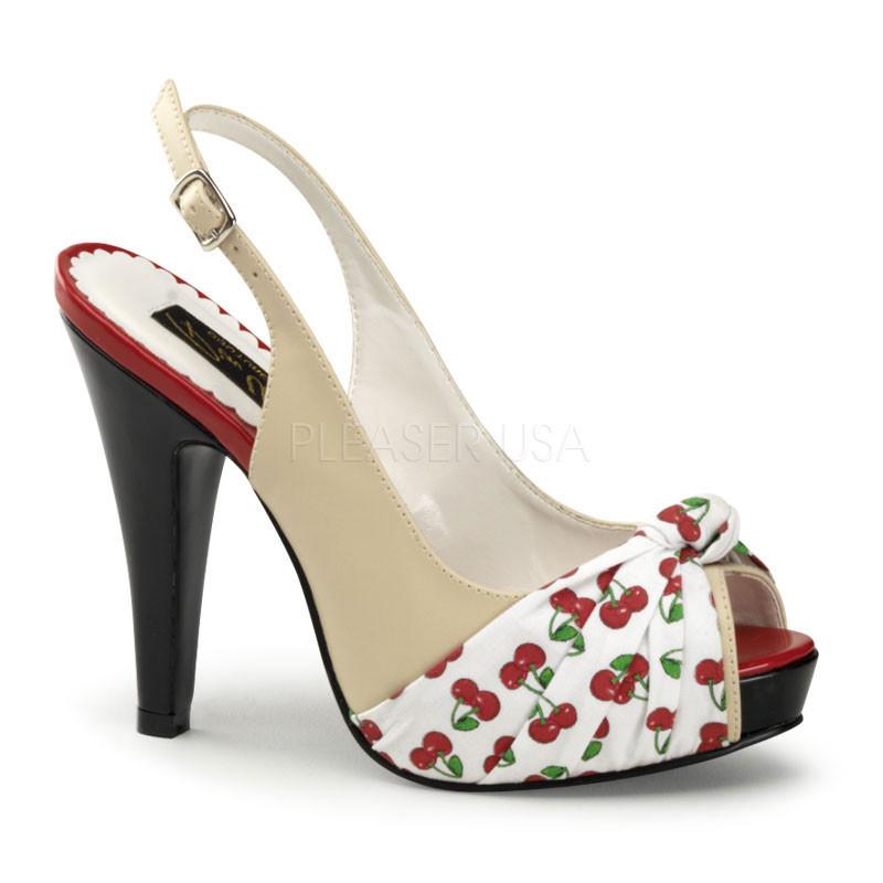 Bettie-09 dámské sandálky Pleaser