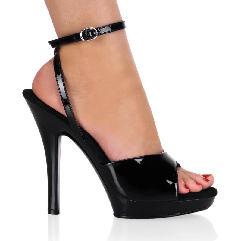 Lip-125 dámská obuv Pleaser na nízké platformě a podpatku