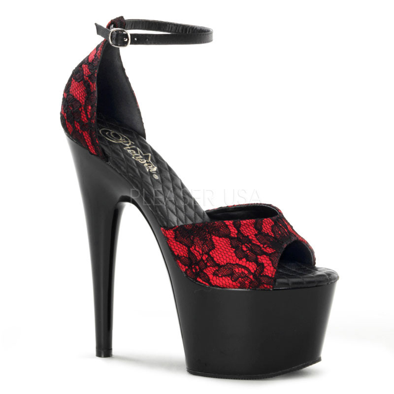 Adore 768-sandálky na platformě Pleaser
