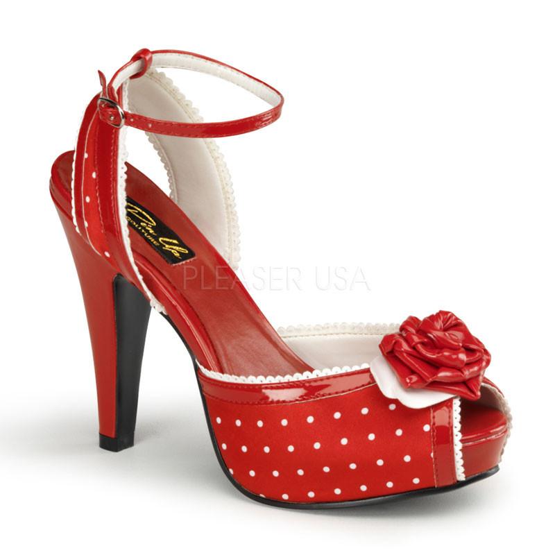 Bettie-06 dámské sandálky Pleaser