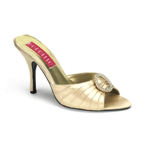 Violette-04 dámská obuv Pleaser na platformě a podpatku