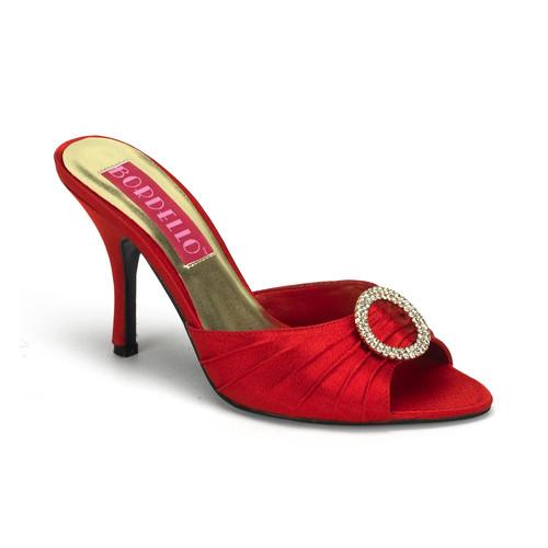 Violette-04 dámská obuv Pleaser na nízké platformě