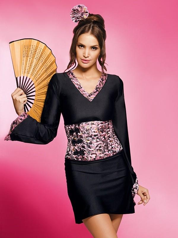 Košilka Obsessive Geisha
