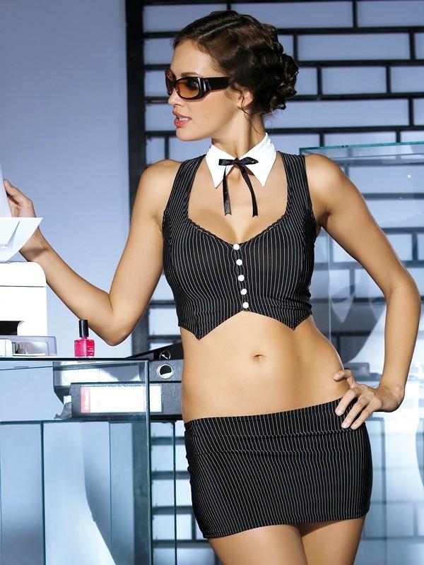 Sexy kostým Obsessive Secretary