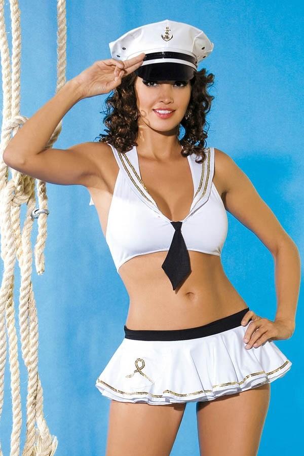 Sexy kostým Obsessive Sailor