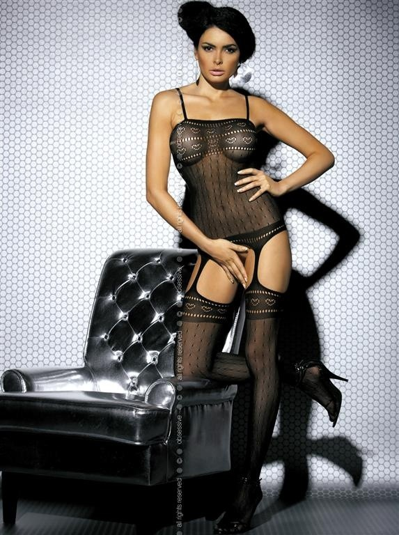 Body Obsessive Bodystocking G303
