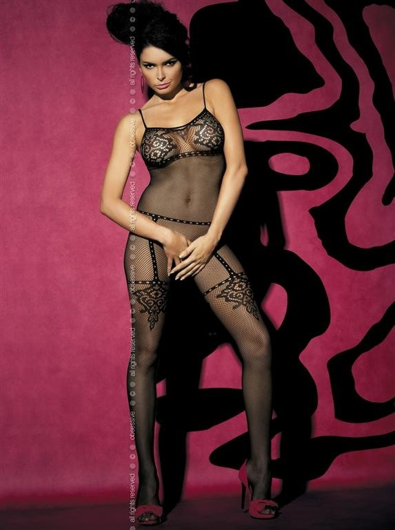 Body Obsessive Bodystocking G305