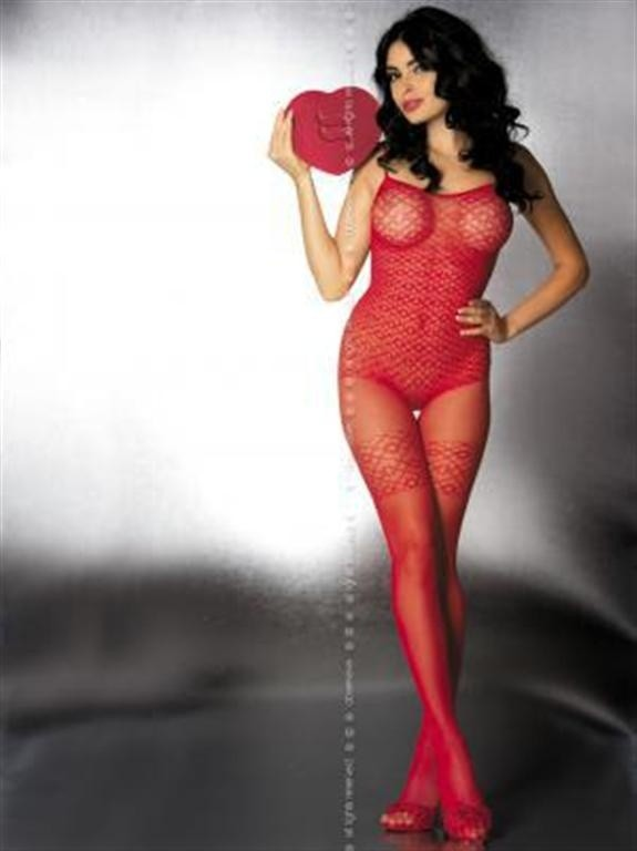 Body Obsessive Bodystocking G304