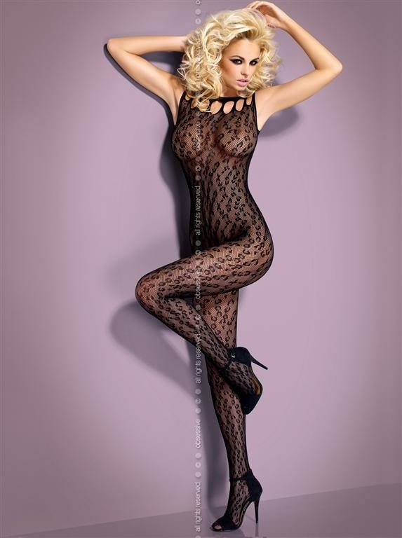 Body Obsessive Bodystocking G306