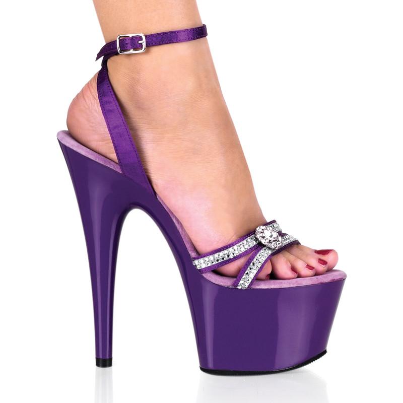 Adore-738 obuv na vysokém podpatku a platformě Pleaser