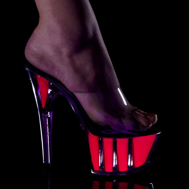 Adore-701NG obuv na podpatku a vysoké platformě Pleaser